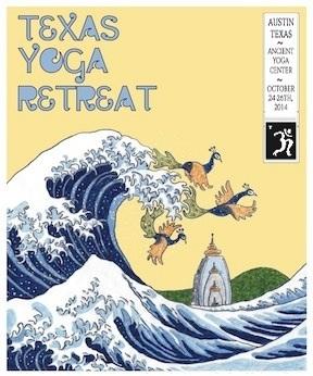 Texas Yoga Retreat in Austin, Texas